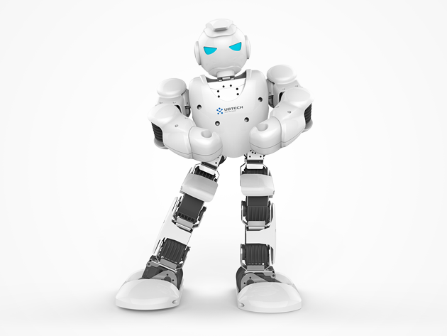 Get your own Alpha 1s Humanoid Robot